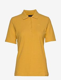 Polo Shirt - polo shirts - yolk yellow