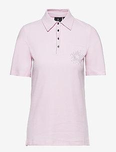 Polo Shirt - poloskjorter - pearl rose