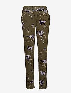 Casual pants - CYPRESS
