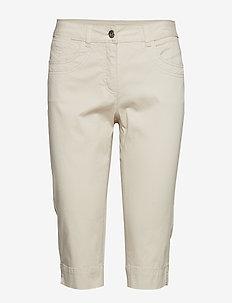 Capri pants - SAND