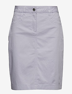 Casual skirt - LILAC