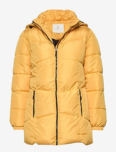 Jacket Outerwear Heavy - GOLDEN OCHRE