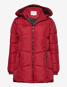 Jacket Outerwear Heavy - RED