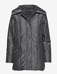 Jacket Outerwear Heavy - TWO TONE GREY
