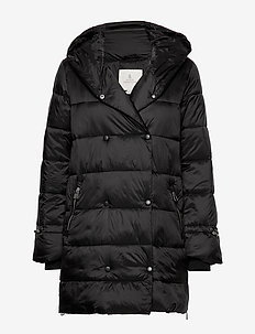 Jacket Outerwear Heavy - BLACK