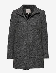 Jacket Outerwear Heavy - GREY MELL.