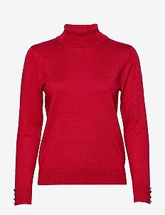 Pullover-knit Light - RED