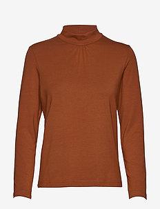 T-shirt l/s - GINGER BREAD