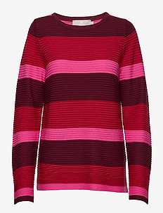 Pullover-knit Light - RUBY PASSION