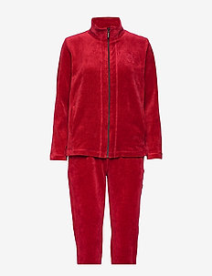 Set-sweat - dresy - jester red