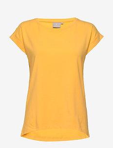 T-shirt s/s - t-shirts - samoan sun
