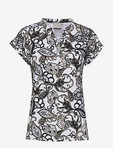 T-shirt s/s - t-shirts - black
