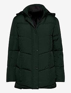 Jacket Outerwear Heavy - fôrede jakker - green