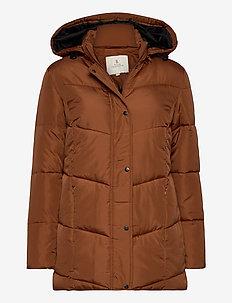 Jacket Outerwear Heavy - fôrede jakker - mocha bisque
