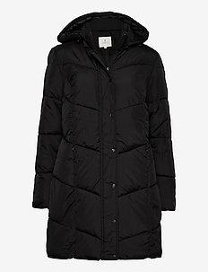 Coat Outerwear Heavy - dunkåper - black