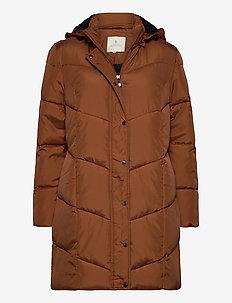 Coat Outerwear Heavy - dunkåper - mocha bisque