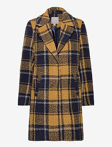 Coat Outerwear Heavy - wełniane kurtki - chai tea