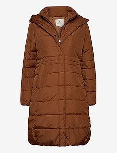 Coat Outerwear Heavy - parki - mocha bisque