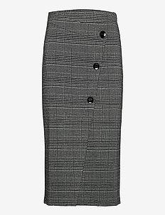 Casual skirt - spódnice do kolan i midi - mocha bisque