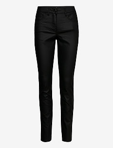 Casual pants - casual byxor - black