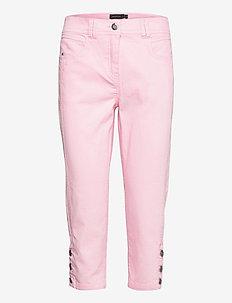 Capri pants - capri bukser - pink lady