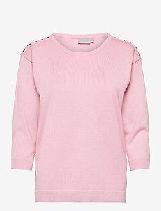 Pullover-knit Light - trøjer - pink nectar
