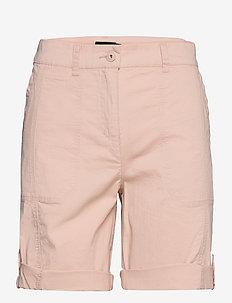 Casual shorts - casual shorts - pale blush