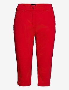 Capri pants - capri bukser - racing red