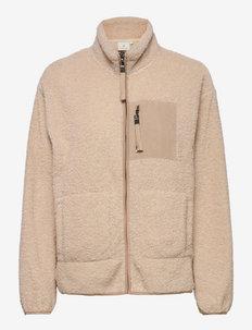 B. Copenhagen Jacket - midlayer-jakker - cream