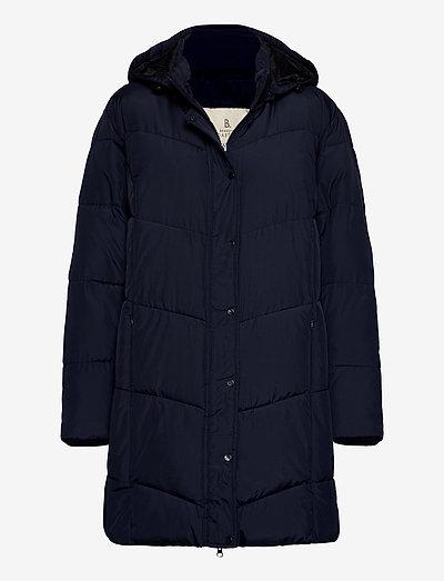 Coat Outerwear Heavy - dynefrakke - navy