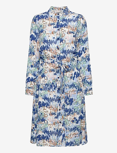 Dress - skjortekjoler - midnight blue