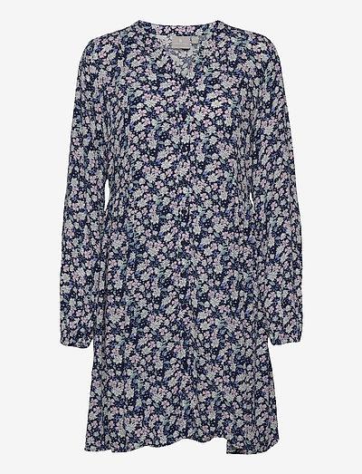 Dress-light woven - hverdagskjoler - medieval blue