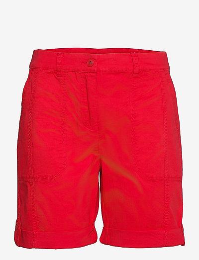 Casual shorts - casual shorts - racing red