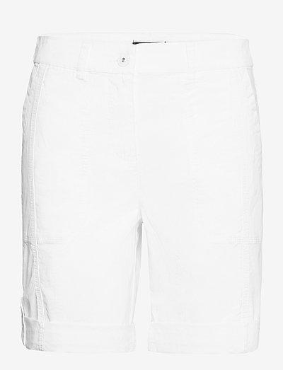 Casual shorts - casual shorts - white