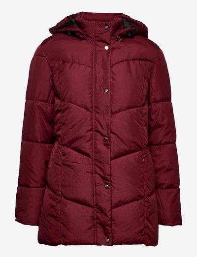 B. Copenhagen Jacket Outerwear Heavy - vestes d'hiver - cabernet