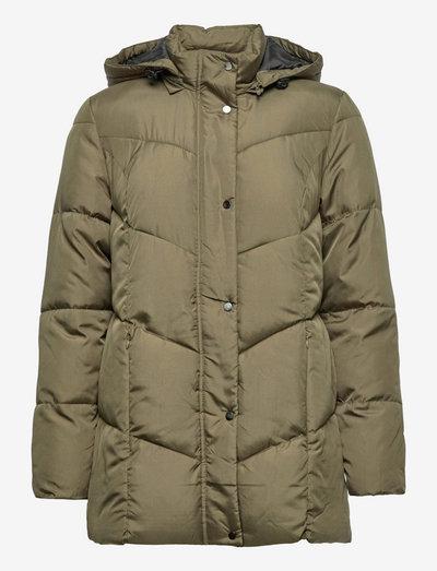B. Copenhagen Jacket Outerwear Heavy - vestes d'hiver - grape leaf