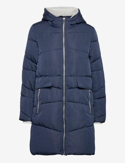 B. Copenhagen Jacket Outerwear Heavy - manteaux d'hiver - navy