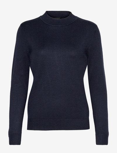 Pullover-knit Light - trøjer - midnight blue
