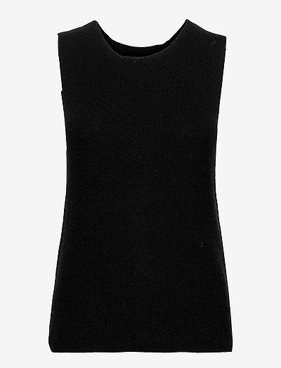 B. Copenhagen Slipover - vestes tricot - black