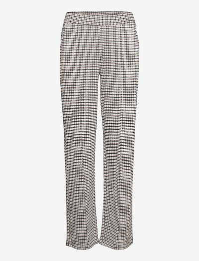 B. Copenhagen Casual pants - bukser med lige ben - black