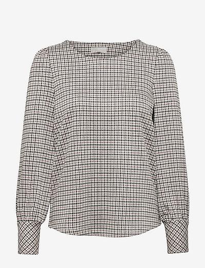 B. Copenhagen Sweatshirt Light - blouses à manches longues - black