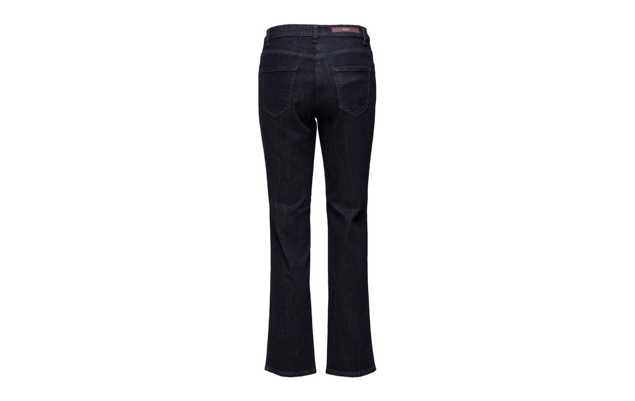 4 2 Elastane Brax 94 Carola Black Clean Polyester Coton nUPn0XqFWO