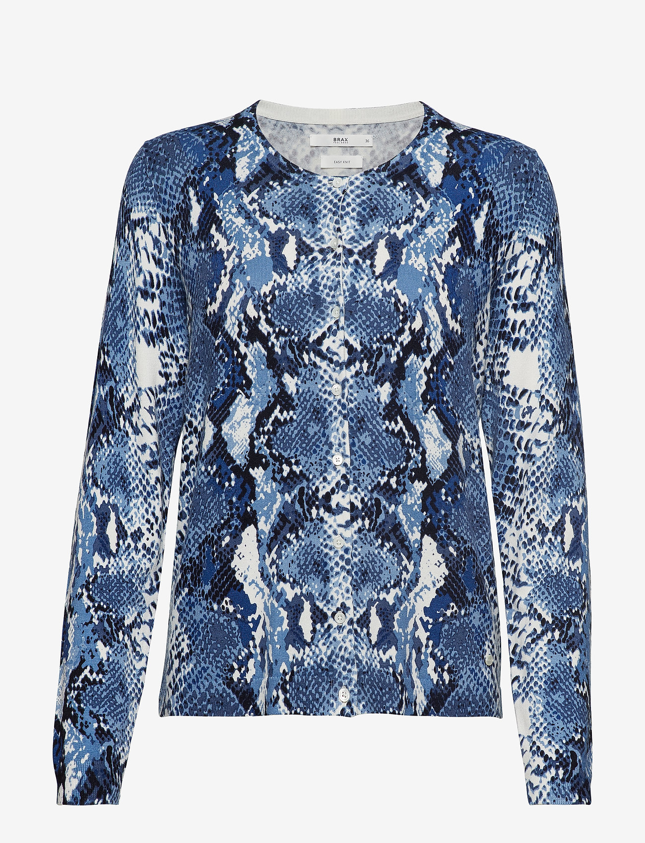 BRAX - ANN - cardigans - dove blue - 0