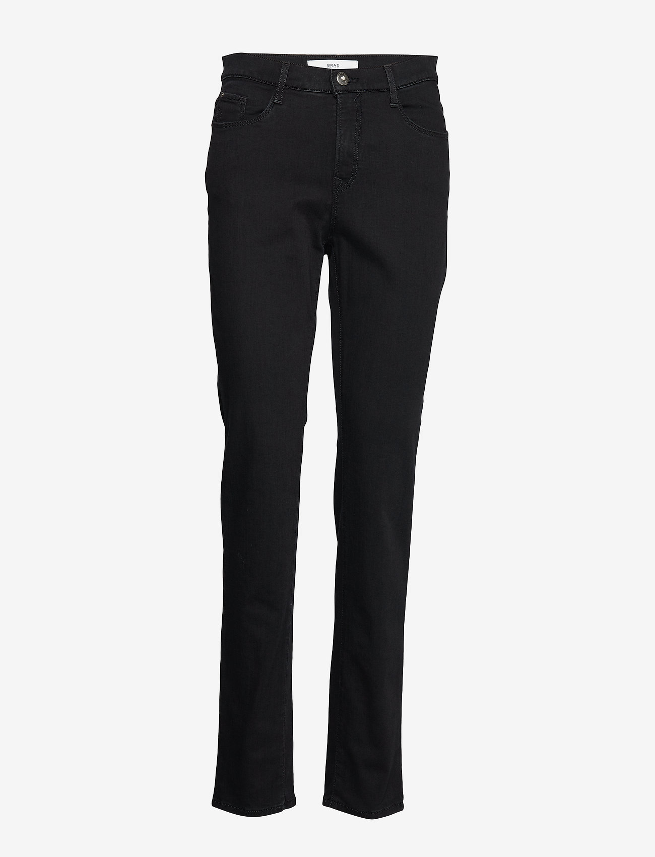 BRAX - MARY - slim jeans - clean black black - 0