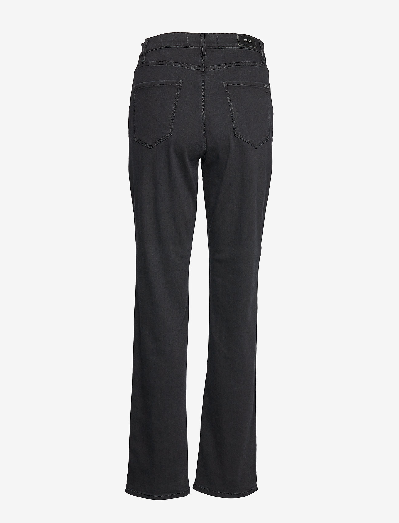 BRAX - CAROLA - straight jeans - clean black black - 1
