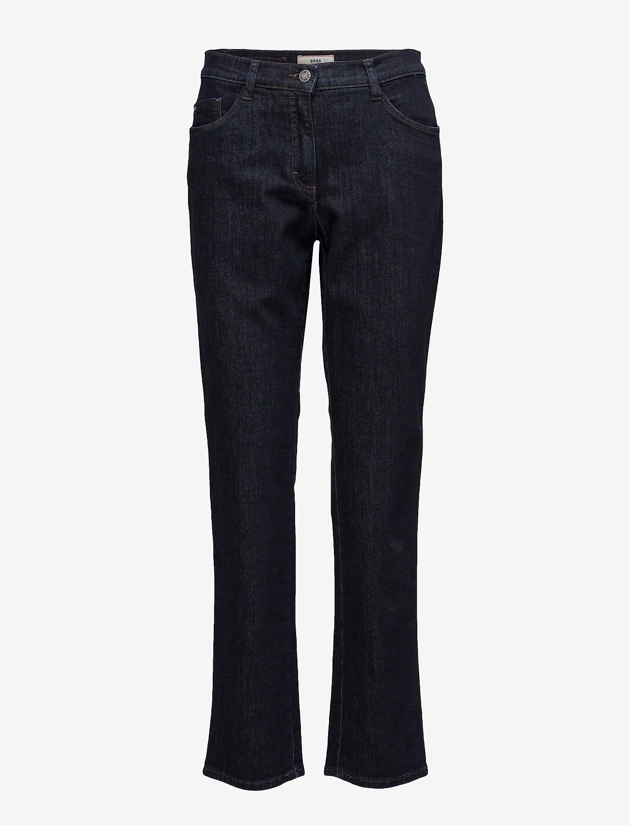 BRAX - CAROLA - straight jeans - clean raw blue - 0