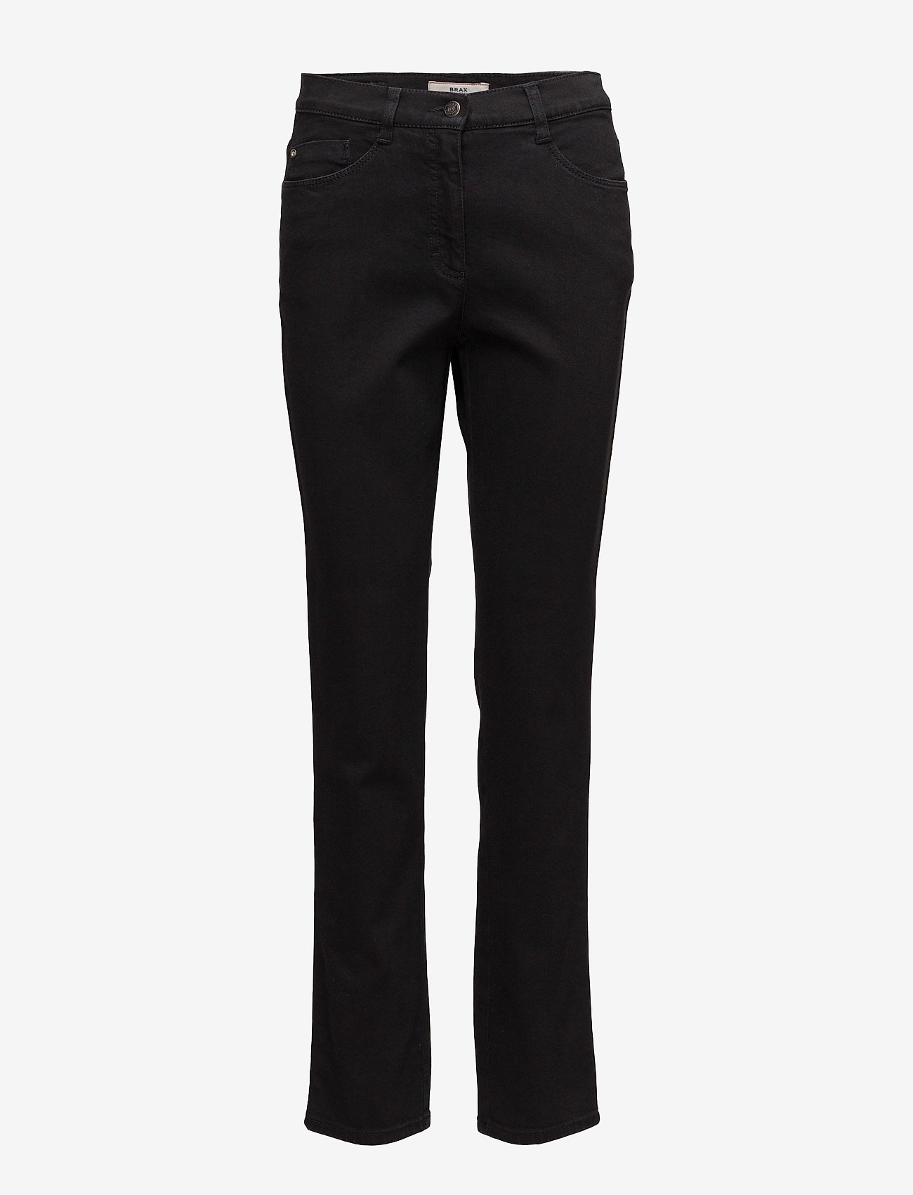 BRAX - MARY - straight jeans - clean black black - 0