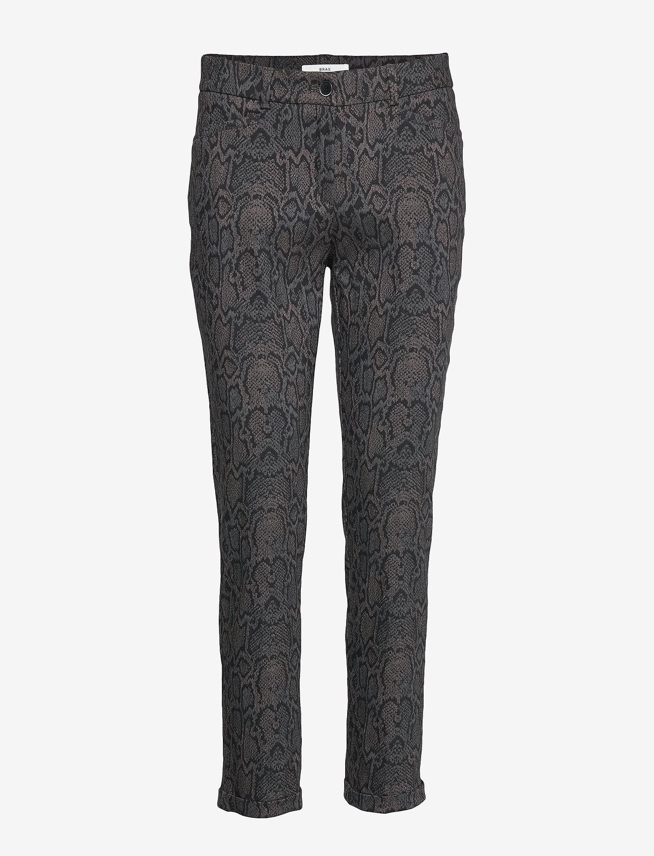 BRAX - MARON - slim fit trousers - brown - 0