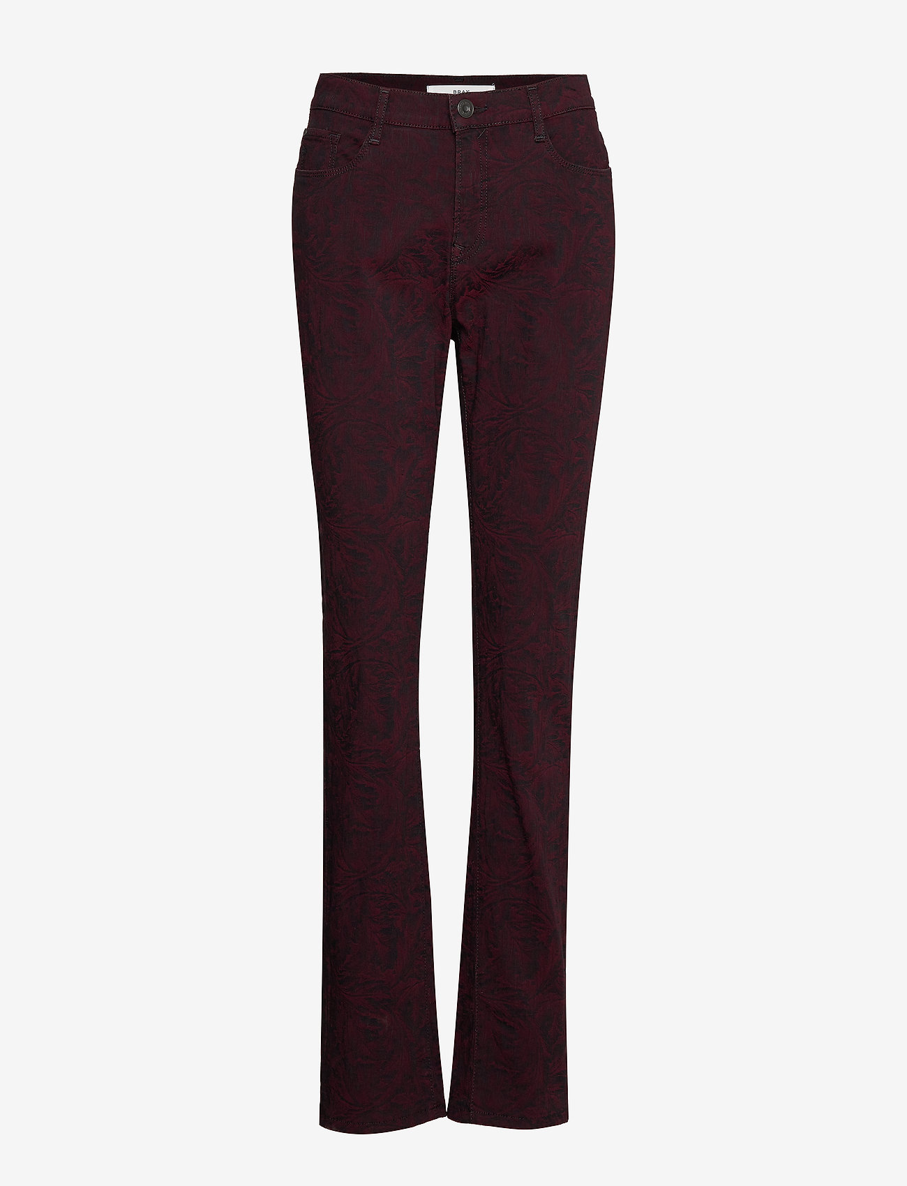 BRAX - MARY - straight jeans - clean cranberry - 0