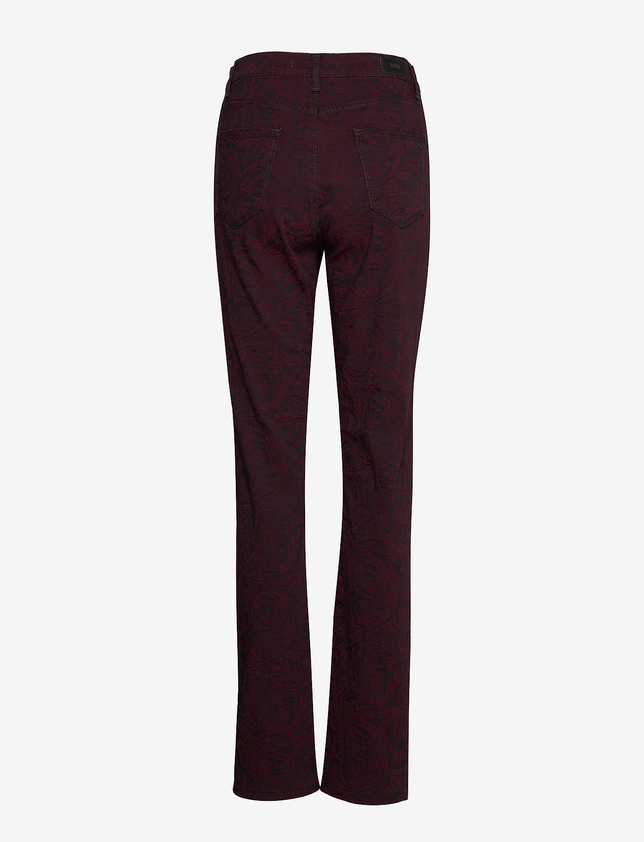 BRAX - MARY - straight jeans - clean cranberry - 1